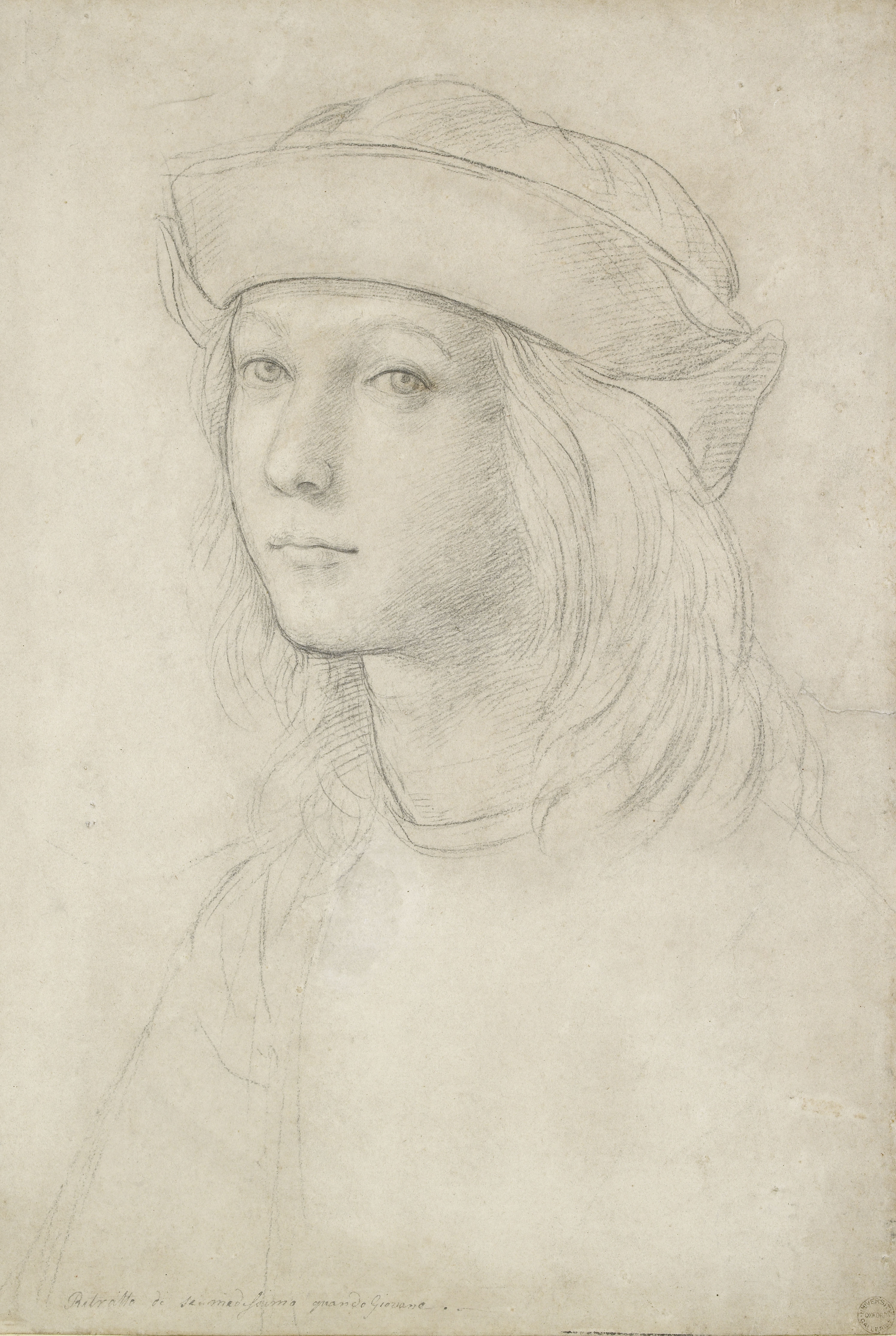1. Youth (c) Ashmolean Museum, University of Oxford