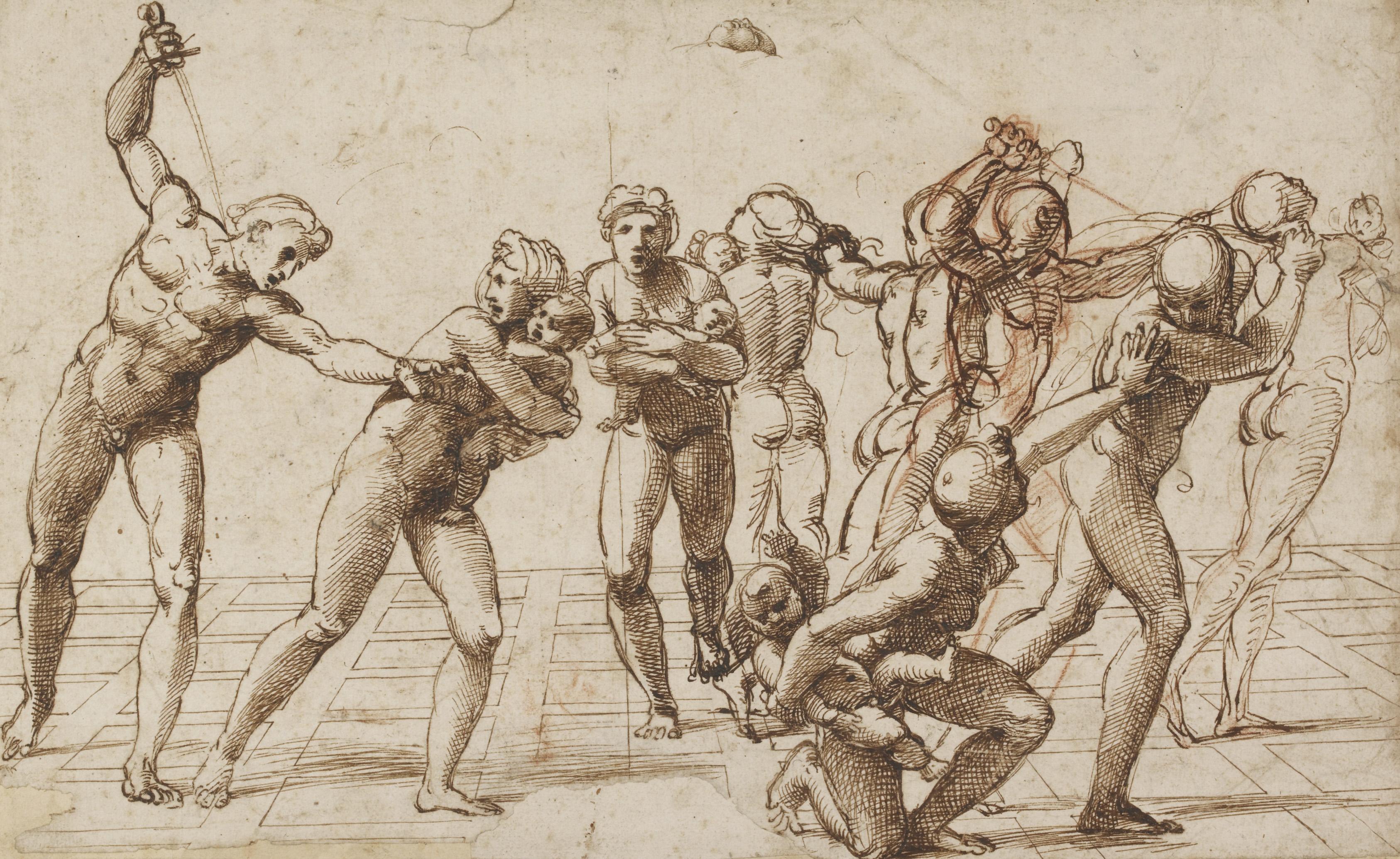10. Massacre of the Innocents (c) Trustees of the British Museum