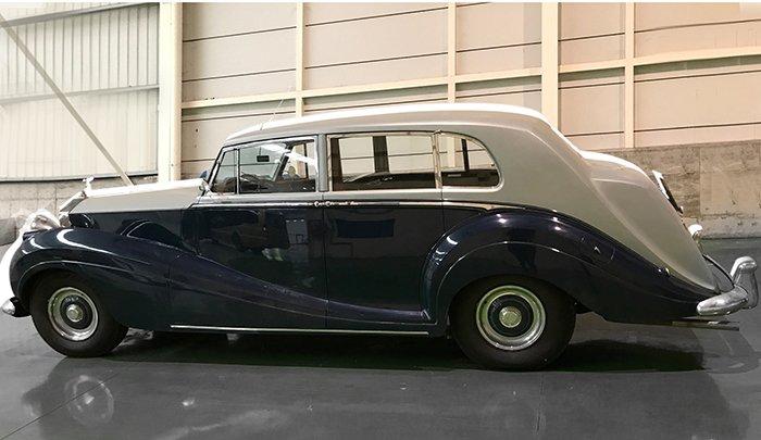 "241 ROLLS ROYCE ""SILVER WRAITH L"" 1955 Motor de 4.900 cc, 6 cilindros.00"