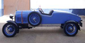 242 TALBOT DC Sport Cabriolet Sunbeam-Talbot-Darrage 1926 Cabrio, 2 plazas.00
