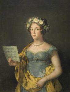 Duquesa de Abrantes de Goya