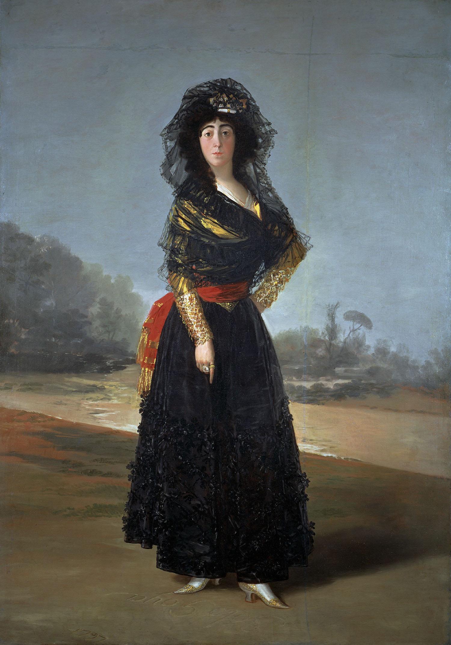 hispanic-4.-Duquesa-Alba.-Goya