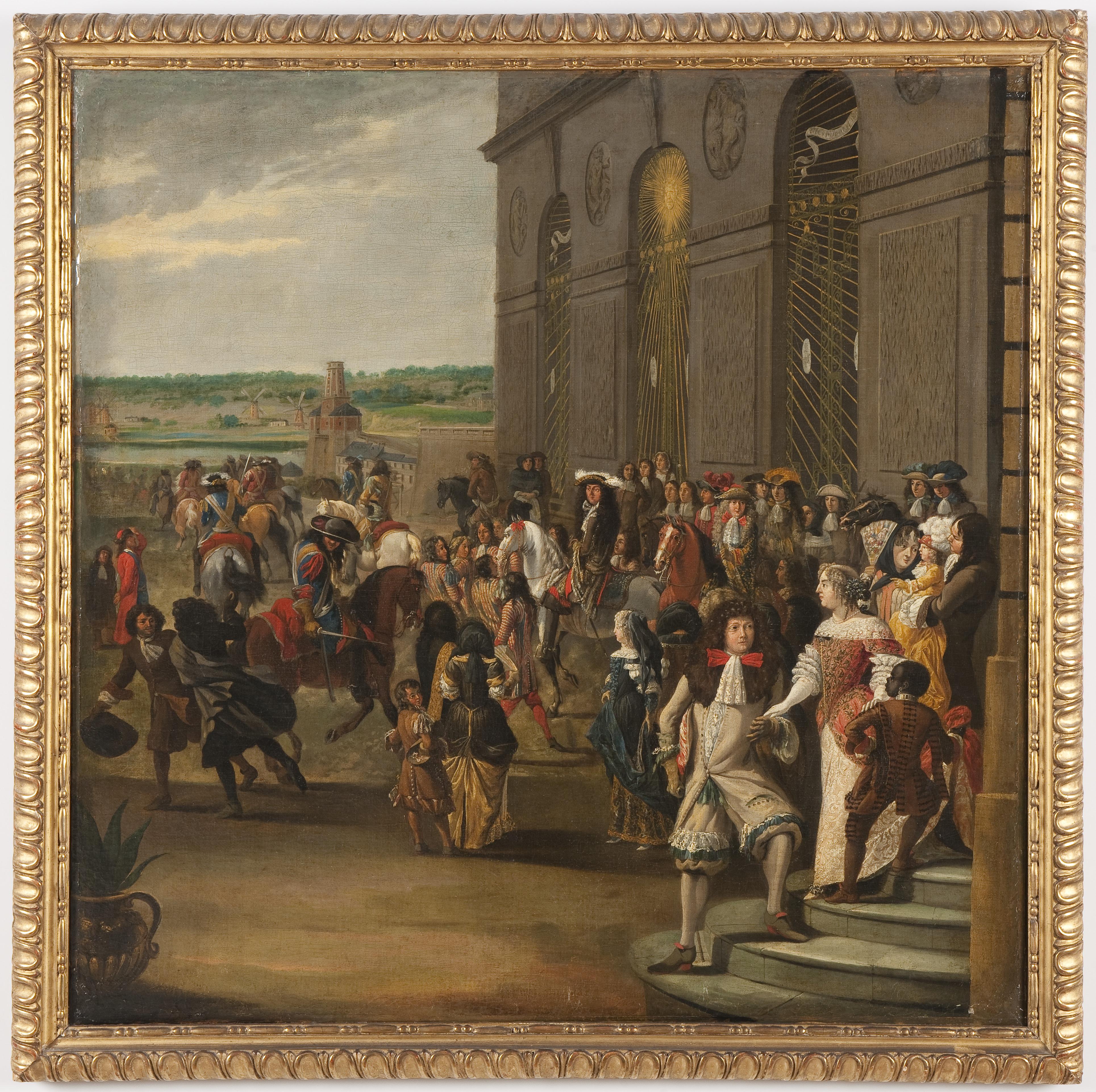 Louis_XIV_passant__cheval_devant_la_grotte_de_Thtys__Versailles
