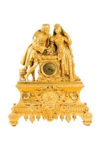 562 reloj de sobremesa Luis Felipe. Francia. Circa 1840. Bronce ormoulu de gran calidad y finísimo cincelado.00