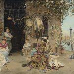 Jose Gallegos y Arnosa, -Anticuario veneciano-