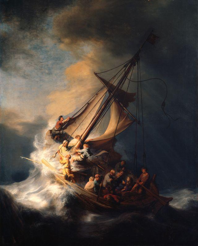 Rembrandt _Marina