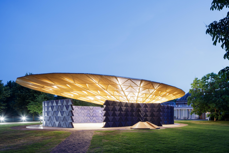 Serpentine Pavilion '17 apuesta por la unión social