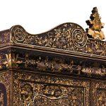 1343-Armario-chino-para-la-exportación-en-madera-lacada-y-dorada-dinastía-Qing-primera-mitad-s