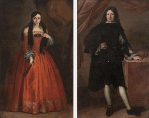 Claudio-Coello-Pareja-de-retratos-de-los-Condes-de-Penaflorida-Bernardino-de-Arancibia-y-Teresa-de-Ugarte-y-Penarrieta