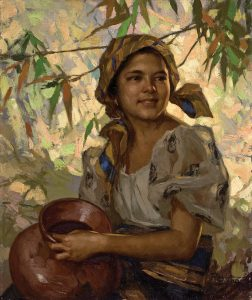 Fernando-Amorsolo-Campesina-1927