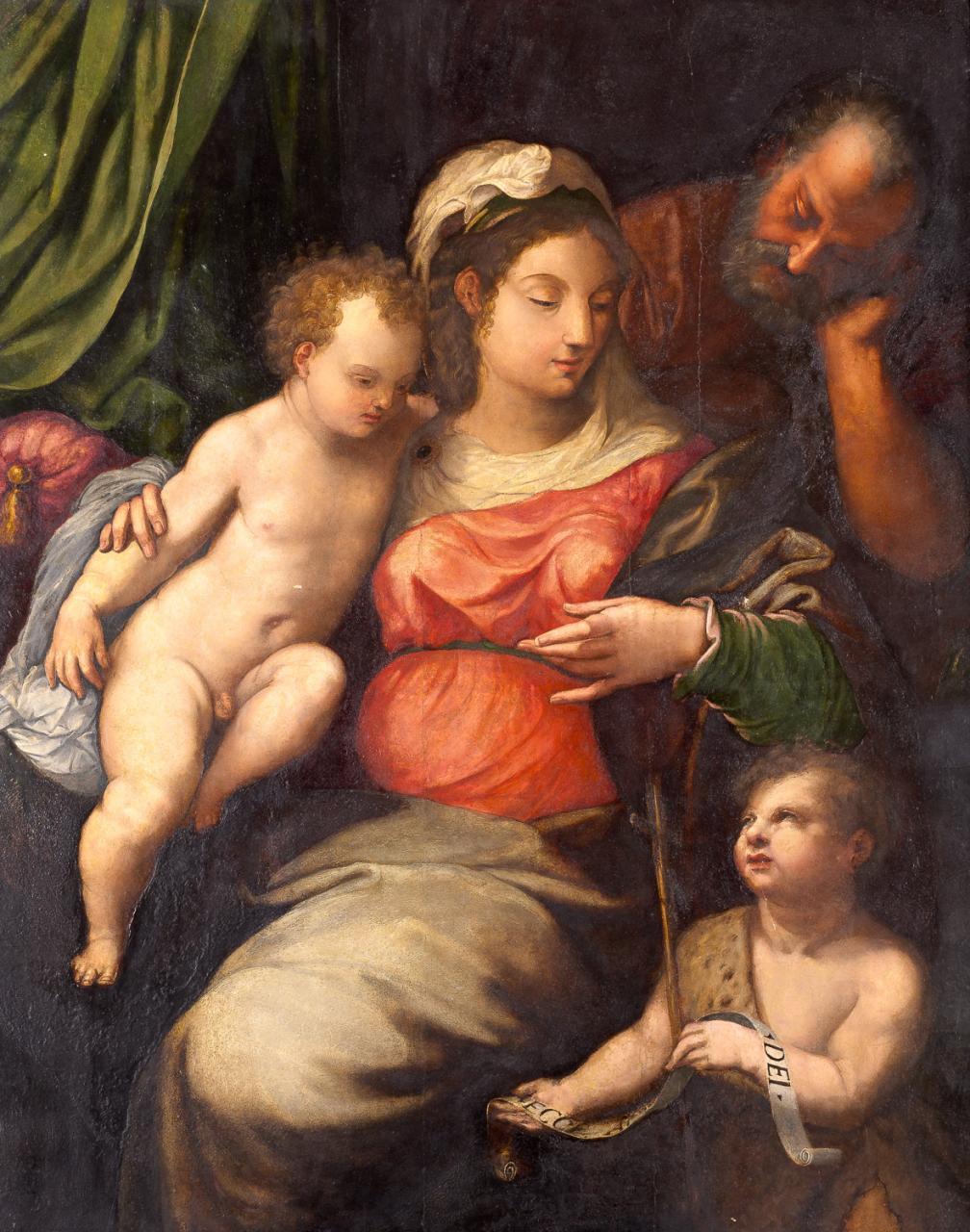 Francesco-Morandini-Sagrada-Familia-con-San-Juanito