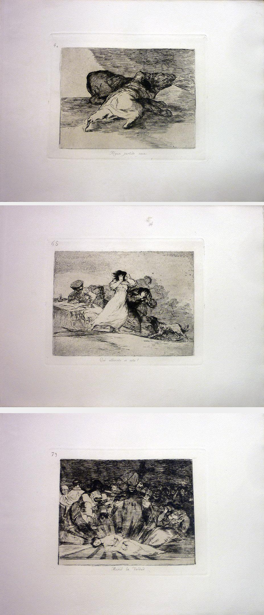 Goya-Los-desastres-de-la-guerra-1930-sexta-edicion