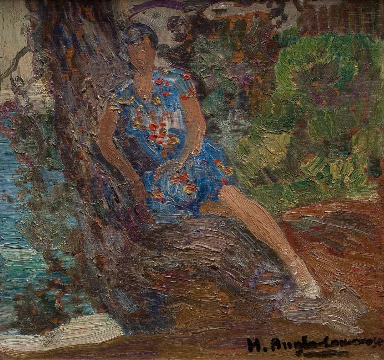 Hermenegildo-Anglada-Camarasa-Retrato-de-Dolores-Junyent-1922