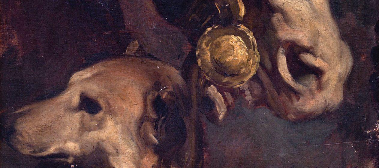 Joaquin-Sorolla-Copia-de-una-cabeza-de-caballo-de-Velazquez-c1883-detail-1263x560