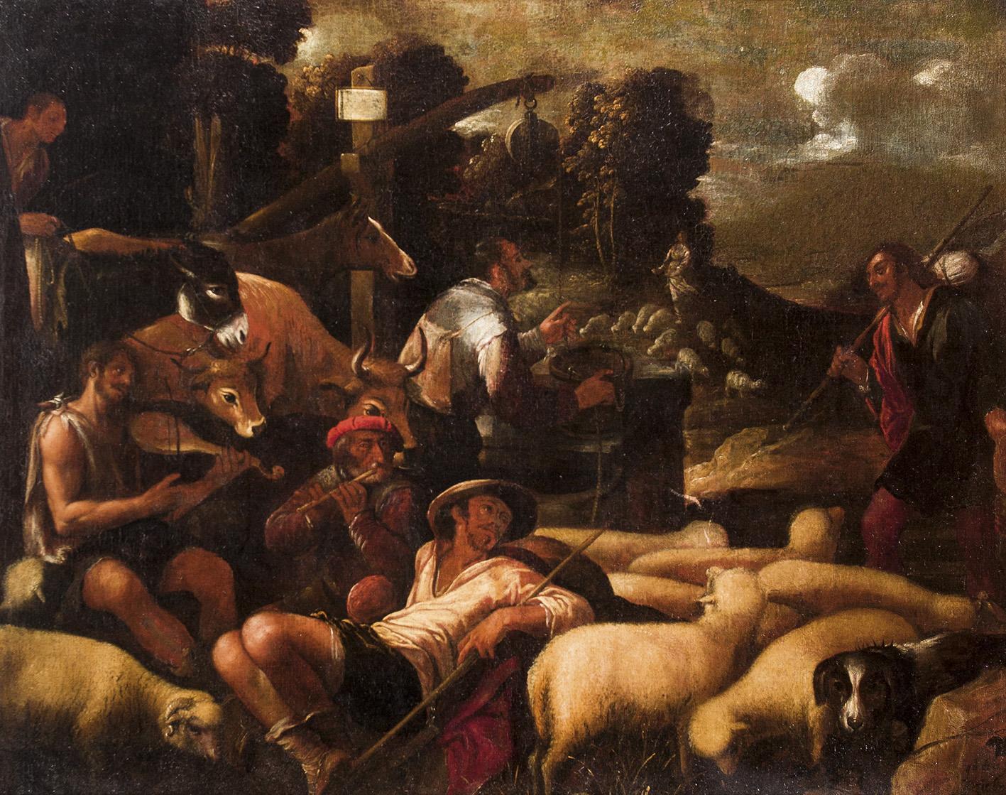 Juan-Leandro-de-la-Fuente-Adoracion-de-los-pastores