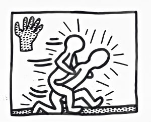 Keith-Haring-Sin-titulo-1982