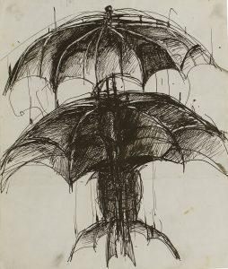 Leaf_Umbrella_Woman