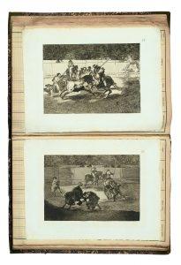 Lot-34-Goya-La-Tauromaquia-ledger