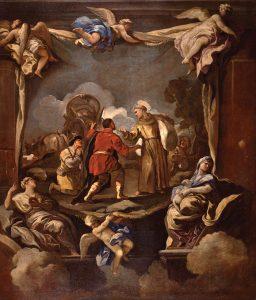 Luca-Giordano-San-Antonio-y-el-milagro-del-carro