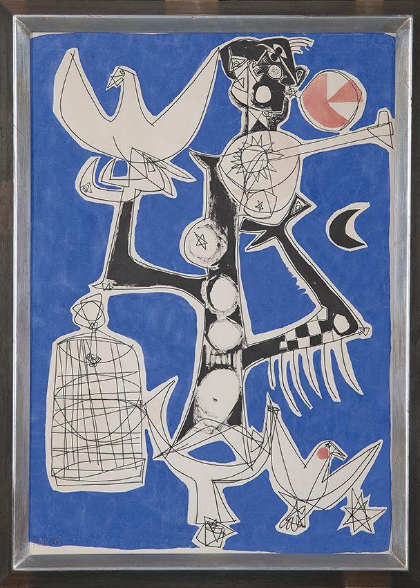 Manolo-Millares-Sin-titulo-1955