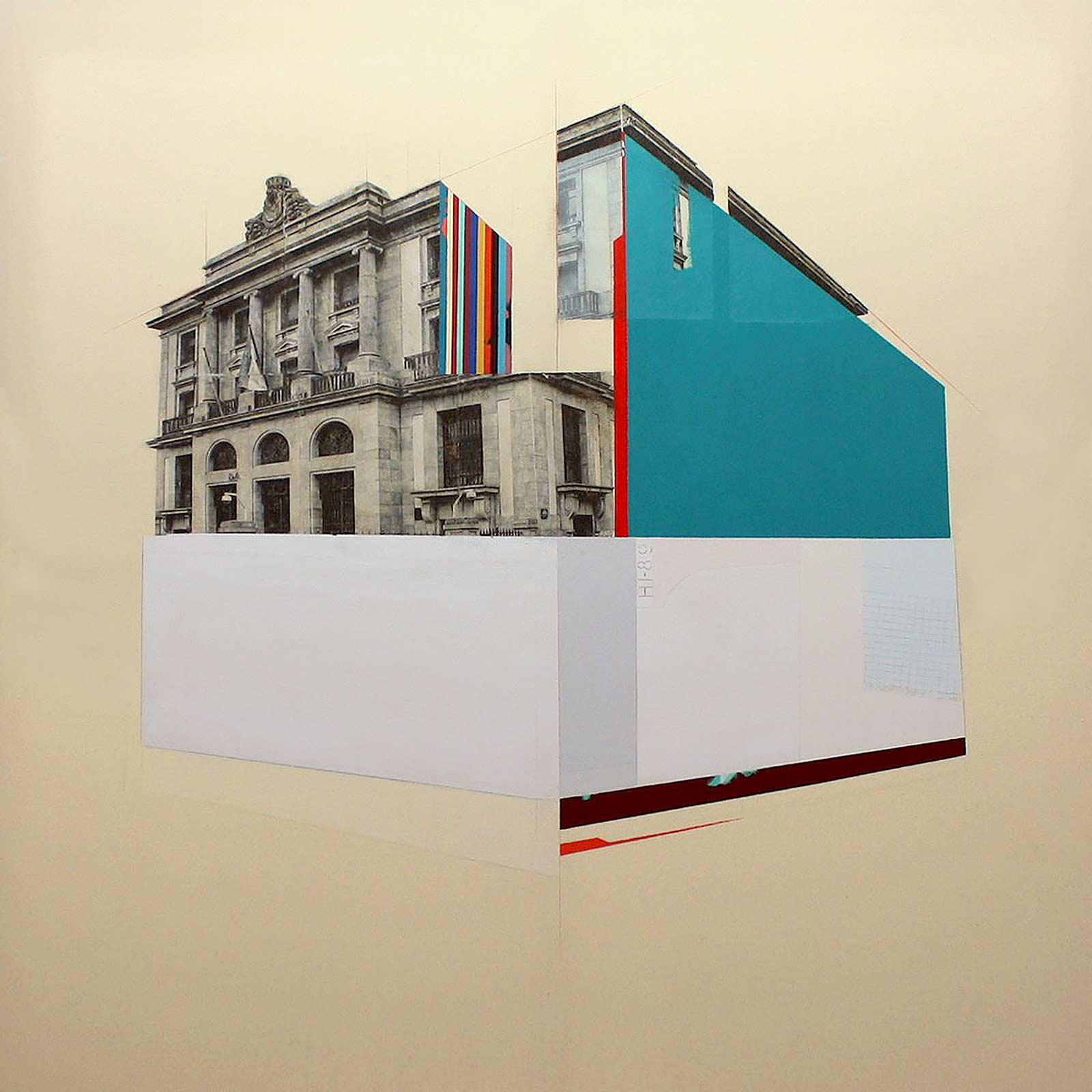 Pep-Llabres-Arte-Contemporari_Rubén-Torras_Deconstrucción-II_Técnica-mixta-sobre-tela_150x150cm_2016-1