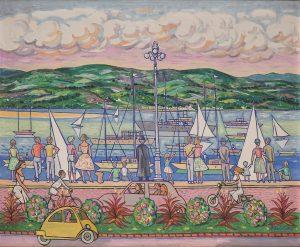 Rafael-Zabaleta-Puerto-de-mar-1958-1