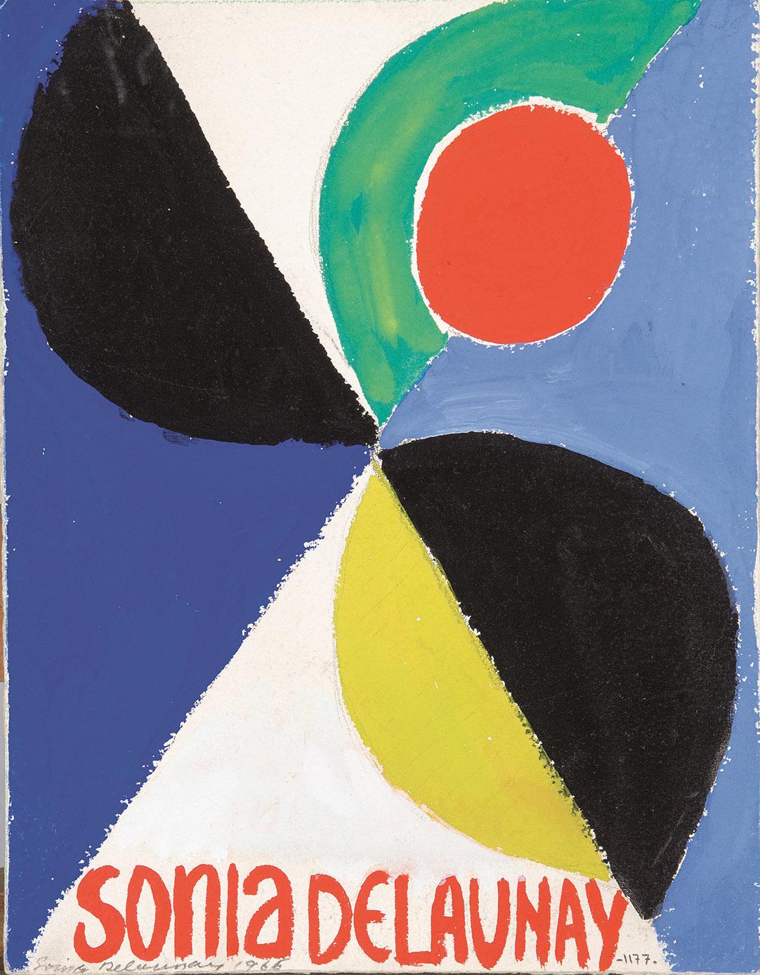 Sonia-Delaunay-Proyecto-para-libro-1966-1