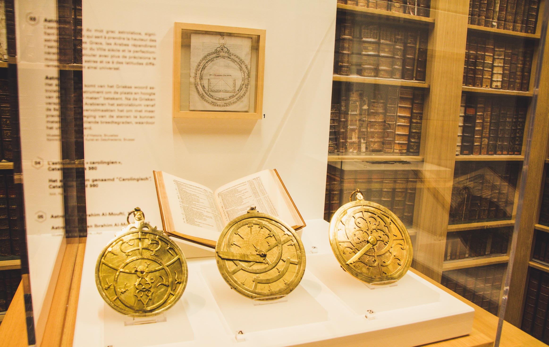 Piezas del Museo Arqueológico Nacional y del Museo PRASA de Torrecampo en Bruselas