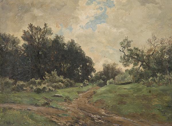 Carlos-de-Haes-Cercanias-del-castillo-de-Rustephan-Bretana-h1877-1884