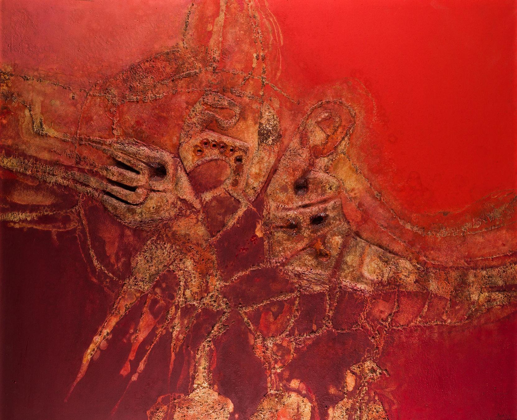 Cesar-Manrique-30000-anos-despues-1977