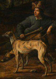 Escuela-probablemente-flamenca-del-siglo-XVIII-Un-cazador