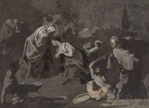 Giovanni-Domenico-Tiepolo-Escena-biblica-1
