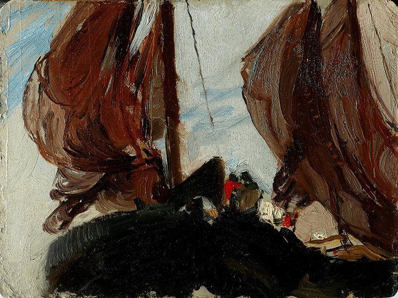 Joaquin-Sorolla-Barcas-y-redes-1904