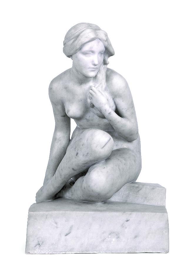 Jose-Llimona-Adelescente-o-Ingenua-1924-1