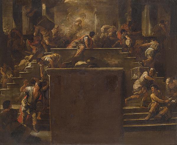 Luca-Giordano-Expulsion-de-los-mercaderes