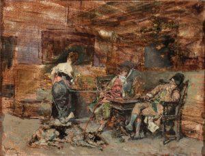Mariano-Fortuny-Interior-con-figuras-1871