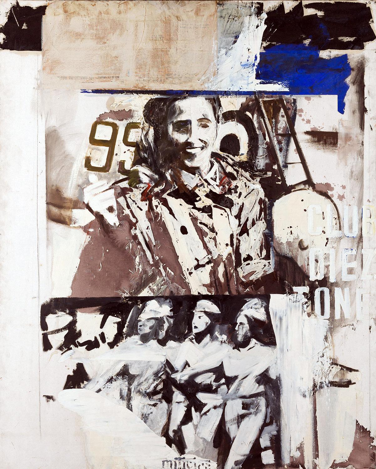Rafael-Canogar-Reina-en-la-region-vacia-1963