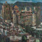 Agustín Redondela. Monasterio de Guadalupe, 1960. Salida: 9.000 euros