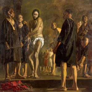 La Flagelación – Baldomero Romero Ressendi