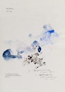 Sin título, 1975 – Zao Wou Ki
