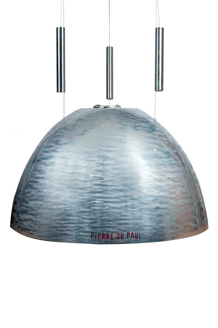 725-Lámpara-de-techo-de-suspension.-Diseñada-en-1996-por-Ingo-Maurer-y-su-estudio,-modelo-Pierre-ou-Paul.-Altura-regulable-mediante-contrapesos-cilíndricos.00