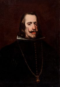 Felipe IV – Círculo de Diego Velázquez