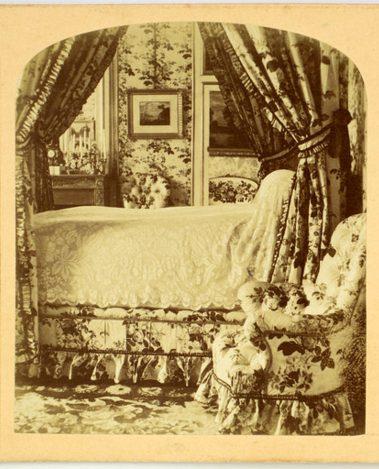 romanticismo palacio frances