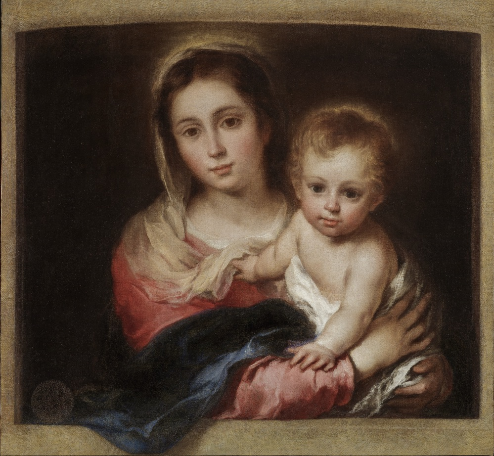 Virgen de la Servilleta
