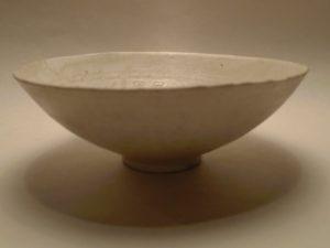 315 Bol Cizhou de porcelana blanca china Dinastía Song Siglo XII