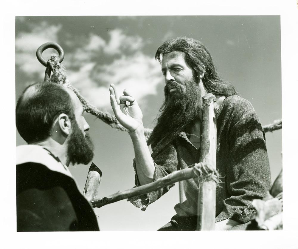 Archivo Buñuel 1451.3 Simon del desierto