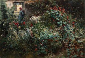 El jardín – Gonzalo Bilbao