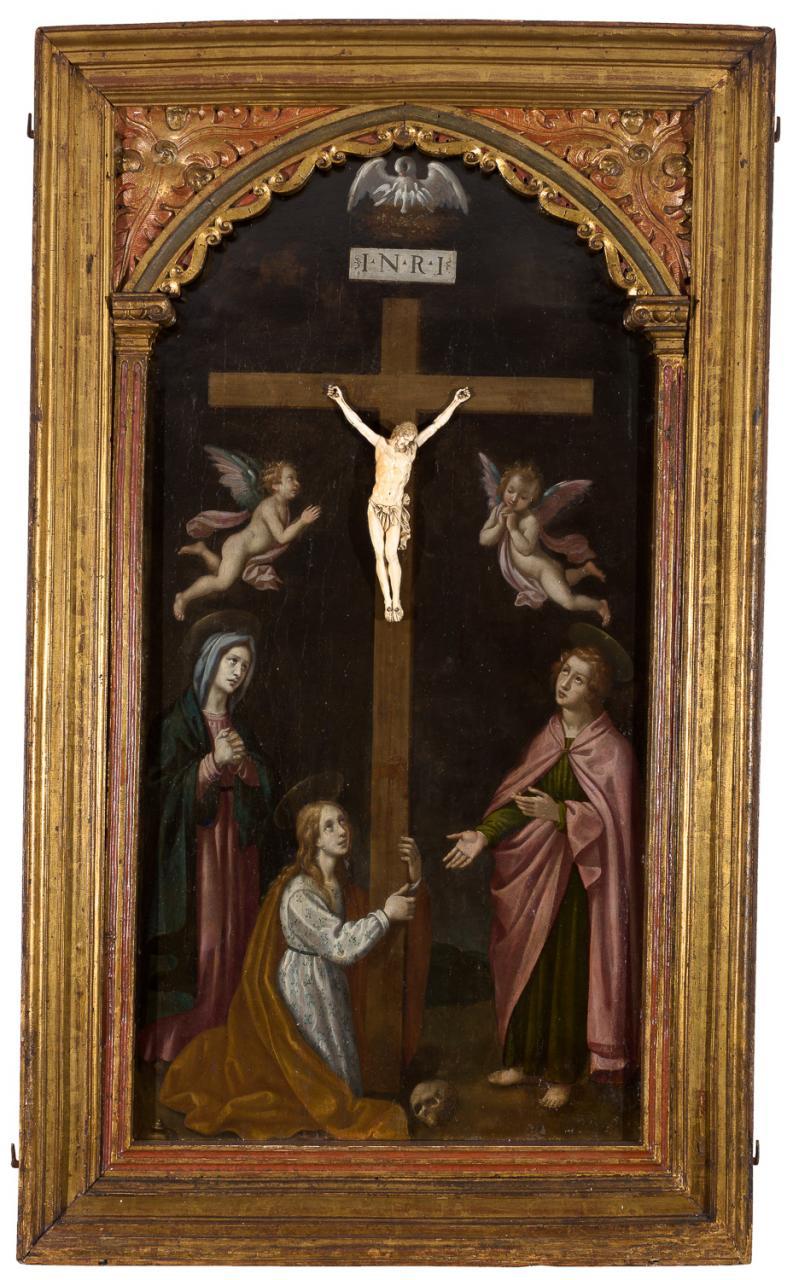 Escuela Florentina s.XVII – Calvario