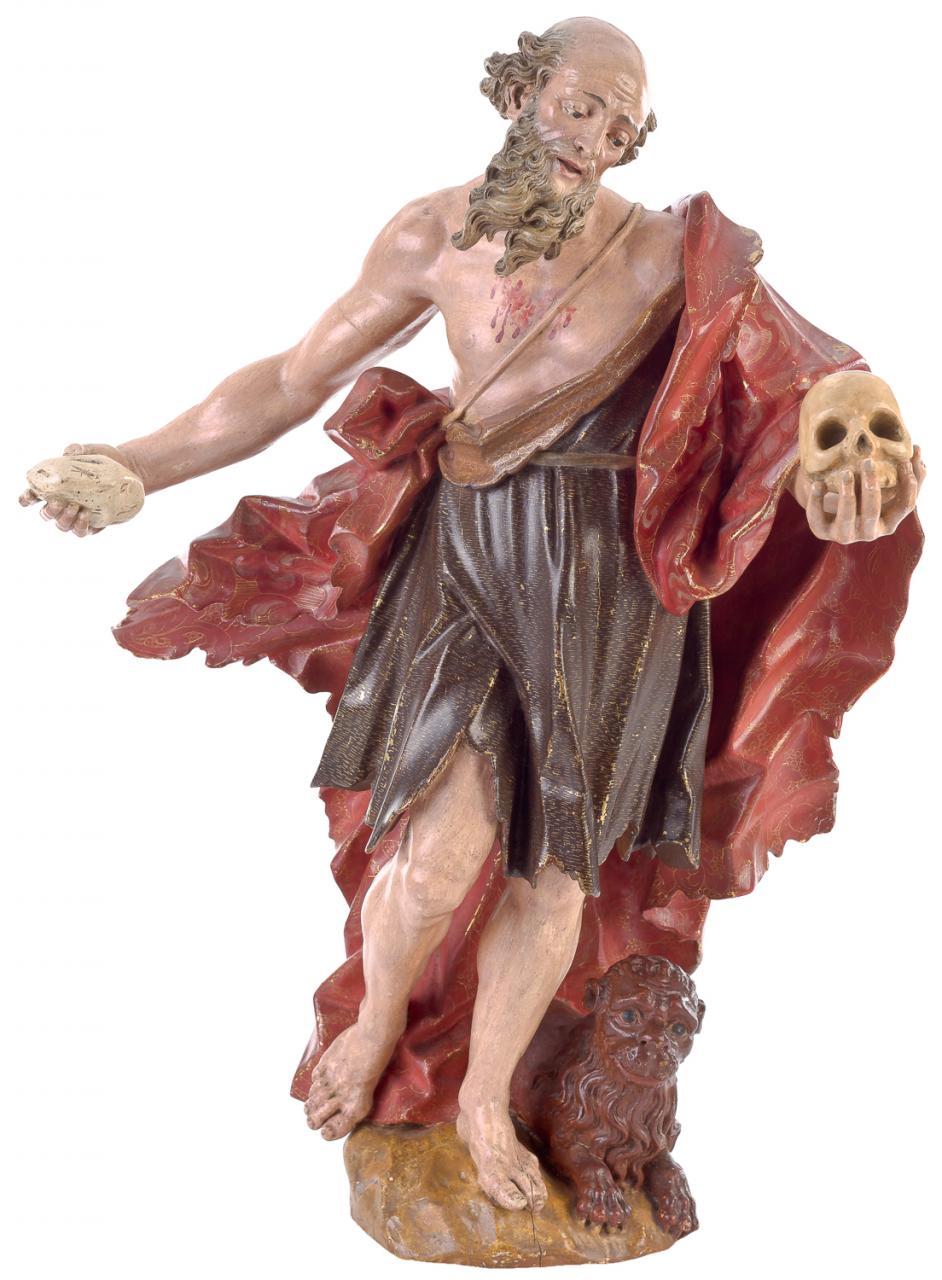 San Jerónimo – Juan Alonso Villabrille y Ron
