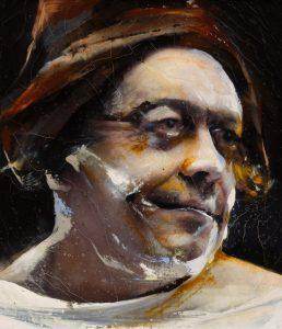 Sancho Panza – Lisa Cabellut